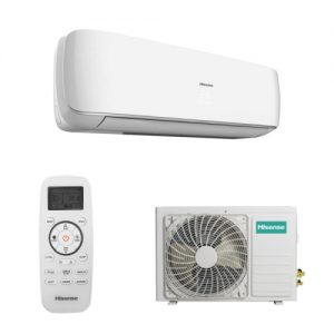 Imagen del aparato de aire acondicionado de pared Hisense Mini Apple Pie 09